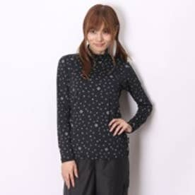 マリ クレール marie claire ゴルフインナーシャツ  735-592 ブラック (ブラック)