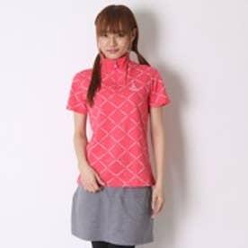 マリ クレール marie claire  ゴルフシャツ レディス 半袖シャツ 716601