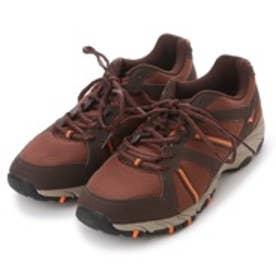 ロコンド 靴とファッションの通販サイトミズノMIZUNOウォーキングシューズB1GA140155ブラウン1248(ブラウンxオレンジ)