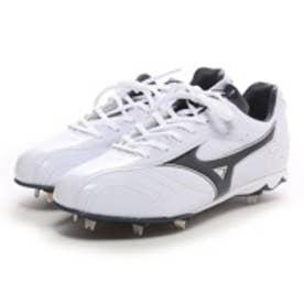 ミズノ MIZUNO 野球スパイク 11GM146014 ホワイト 127