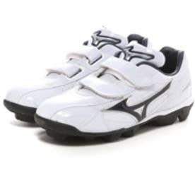 ミズノ MIZUNO ジュニア野球スパイク 11GP144214 ホワイト 826