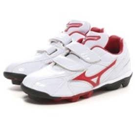 ミズノ MIZUNO ジュニア野球スパイク 11GP144262 ホワイト 827