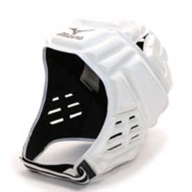 ミズノ MIZUNO ラグビーヘッドギア ヘッドギア 14TA8001 ホワイト (ホワイト)