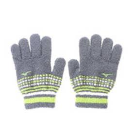 ミズノ MIZUNO ユニセックス テニス 手袋 ブレスサーモニットグラブ(マシュマロのびのび) 32JY660108