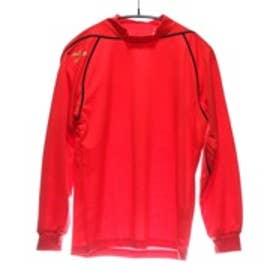 ミズノ MIZUNO ジュニアシャツ 32JA5937タ レッド (レッド)