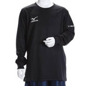 ミズノ MIZUNO バレーボールプラクティスシャツ NCナガソデプラクティスシャツ V2MA649290  (ブラック)