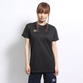 ミズノ MIZUNO バレーボールプラクティスシャツ 59HP24597 ブラック