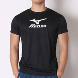 ミズノ MIZUNO バレーボールTシャツ プラクティスシャツ V2MA608409  (ブラック)