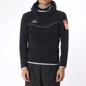 ミズノ MIZUNO ユニセックス バレーボール ストレッチフリースシャツ V2ME651190
