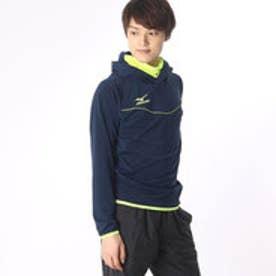 ミズノ MIZUNO ユニセックス バレーボール ストレッチフリースシャツ V2ME651184