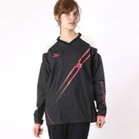 ミズノ MIZUNO ユニセックス バレーボール ムーヴウインドブレーカーシャツ(長袖) V2ME651297