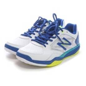 ニューバランス new balance テニスシューズ(オムニクレーコート用) MC1002 E 219 ホワイト