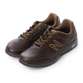 ニューバランス new balance ウォーキングシューズ  NB MW685BR1508.               (ブラウン)