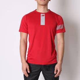 ニューバランス new balance メンズ テニス 半袖Tシャツ BR 1ポイントショートスリーブゲームTシャツ  JMTT6134