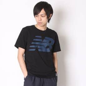 ニューバランス new balance Tシャツ  JMTL6200 (ブラック)
