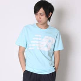 ニューバランス new balance Tシャツ  JMTL6200 (フレッシュウォーター)