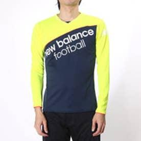 ニューバランス new balance メンズ サッカー/フットサル 長袖シャツ VISAROプラクティスL/Sシャツ JMTF6620
