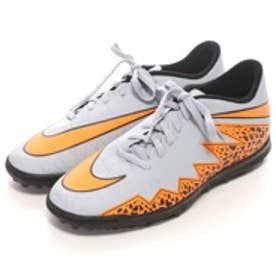 ナイキ NIKE サッカートレーニングシューズ ハイパーヴェノム フェイド II TF HYPERVENOM PHADE 749891080 3044 (グレー×オレンジ)