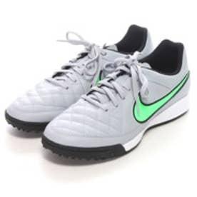 ナイキ NIKE サッカートレーニングシューズ ティエンポ ジーノ レザー TF 631284030 グレー 3047 (グレーGR)