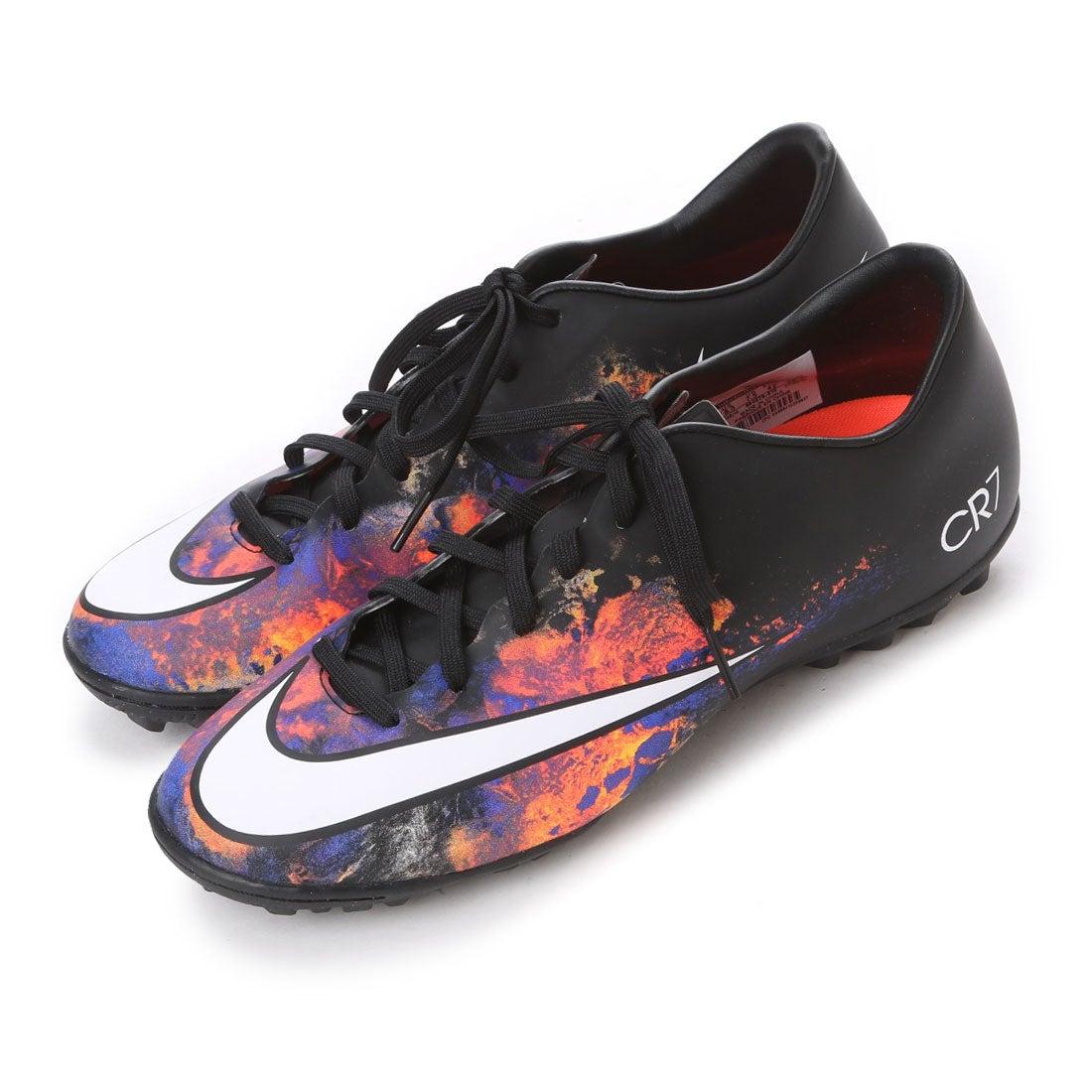 ナイキ NIKE サッカートレーニングシューズ マーキュリアル ビクトリー V CR TF MERCURIAL VICTORY 684878018 ブラック ,靴とファッションの通販サイト ロコンド
