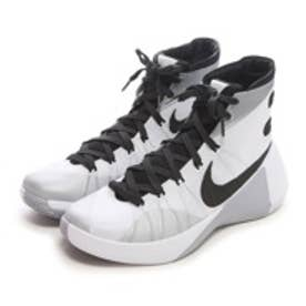 ナイキ NIKE バスケットボールシューズ ハイパーダンク 2015 EP 749562100  ホワイト  319 (ホワイトBK)