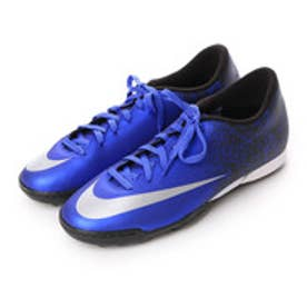 ナイキ NIKE サッカートレーニングシューズ マーキュリアル ボルテックス II CR TF 684884404 3238 (ディープロイヤルブルー×メタリックシルバー)