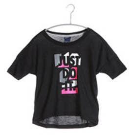 ナイキ NIKE ジュニアTシャツ ナイキ YTH ガールズ プレップ グラフィック トップ 728417-010