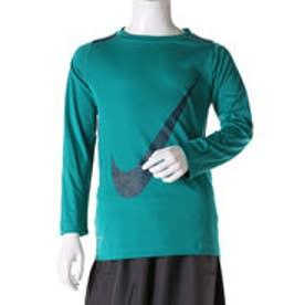 ナイキ NIKE ジュニア 長袖機能Tシャツ YTH レガシー GFX L/S ドライ トップ 816345351