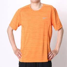 ナイキ NIKE メンズ半袖Tシャツ ナイキ DRI-FIT クール マイラー S/S トップ 718349-868  (ビビッドオレンジ×セイフティオレンジ×(リフレクティブシルバー))