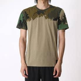 ナイキ NIKE メンズ 半袖機能Tシャツ ナイキ DRI-FIT ブレンド コンテイジアス カモ Tシャツ 821965258