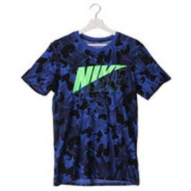 ナイキ NIKE メンズ 半袖Tシャツ ナイキ ムービング マウンテン AOP Tシャツ 805007480 (ブルー)