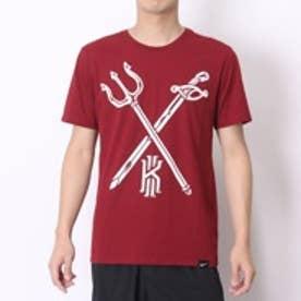 ナイキ NIKE バスケットボールTシャツ ナイキ カイリー キラー クロスオーバー S/S Tシャツ 742681677   (チームレッド)