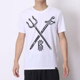 ナイキ NIKE バスケットボールTシャツ ナイキ カイリー キラー クロスオーバー S/S Tシャツ 742681677   (ホワイト)