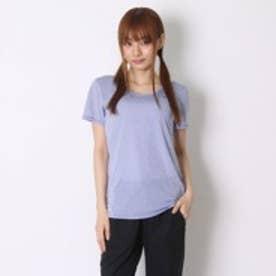 ナイキ NIKE Tシャツ ナイキ ウィメンズ レジェンド ヴェニエル S/S Vネック Tシャツ 726446