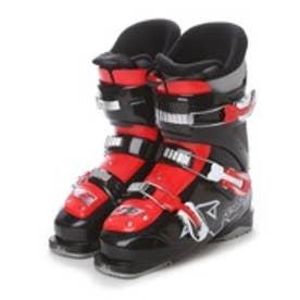 ノルディカ NORDICA ジュニア スキーブーツ FIREARROW TEAM 3 05082500 ブラック (ブラック×レッド)