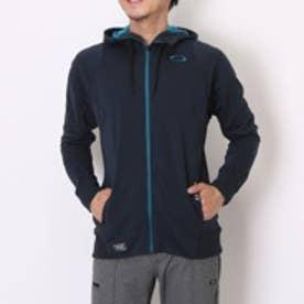 オークリー OAKLEY スウェット Enhance Technical Fleece Jacket.EN-02 461360JP ネイビー
