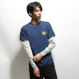 オーシャンパシフィック OCEAN PACIFIC Tシャツ メンズ L/S.Tシャツ 535080 ネイビー