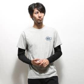 オーシャンパシフィック OCEAN PACIFIC Tシャツ メンズ L/S.Tシャツ 535080 グレー
