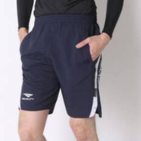 ロコンド 靴とファッションの通販サイトペナルティPENALTYフットサルプラクティスパンツウーブンラインパンツPP6220ネイビー(ネイビー)