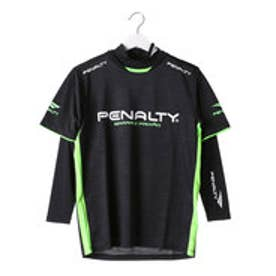 ペナルティ PENALTY ユニセックス サッカー/フットサル 半袖シャツ プラトップ・インナーセット PU6112