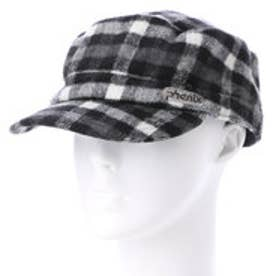 フェニックス PHENIX アウトドア帽子 PH558HW10 CP ブラック (ブラックWH)
