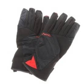フェニックス PHENIX メンズ スキーグローブ Performance Gloves Under PS578GL34 ブラック (ブラック)