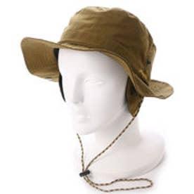 フェニックス PHENIX メンズ トレッキング 帽子 Coated Broad Booney PH658HW11 (KAHKI)