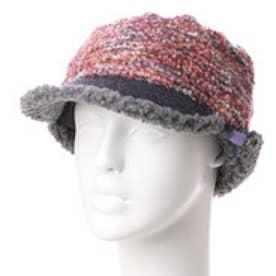 フェニックス PHENIX レディース トレッキング 帽子 Patchwork Cap PH668HW66 (NAVY)