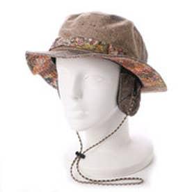 フェニックス PHENIX レディース トレッキング 帽子 Autumn Wool Hat PH668HW65 (BROWN)