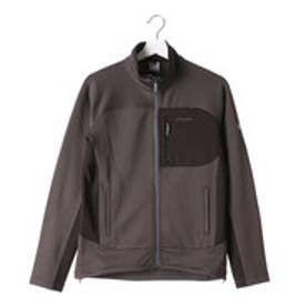 フェニックス PHENIX メンズ トレッキング フリースジャケット Shrewd Jacket PH652KT14 (CHARCOAL GRAY)