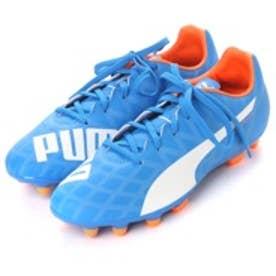プーマ PUMA ジュニアサッカースパイク エヴォスピード 5.4 HG JR evoSPEED 103292 ブルー 2706 (ブルーWH)