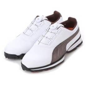 プーマ PUMA ゴルフシューズ タイタン ライト ワイド ボア TITAN LITE WIDE Boa 188197 ホワイト