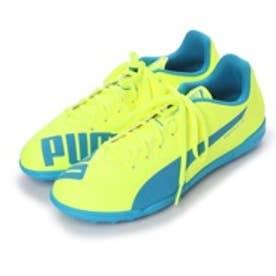 プーマ PUMA サッカートレーニングシューズ エヴォスピード 5.4 TT EVOSPEED 5.4 TT 103283 3210 (セーフティ イエロー×アトミック ブルー)