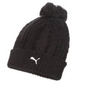プーマ PUMA ニット帽 834024 ニット ブラック (ブラック)